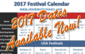2016 Festivals Calendar